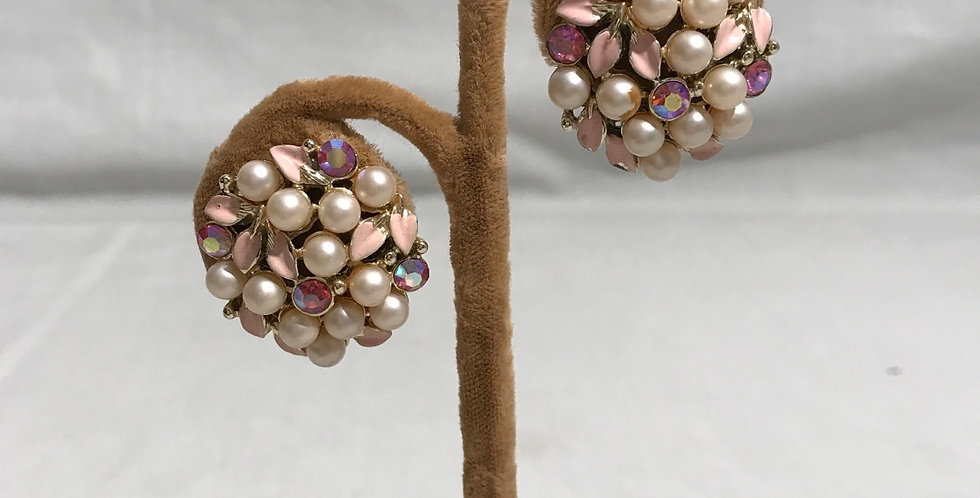 Charel Clip On Earrings Yummy in Pink