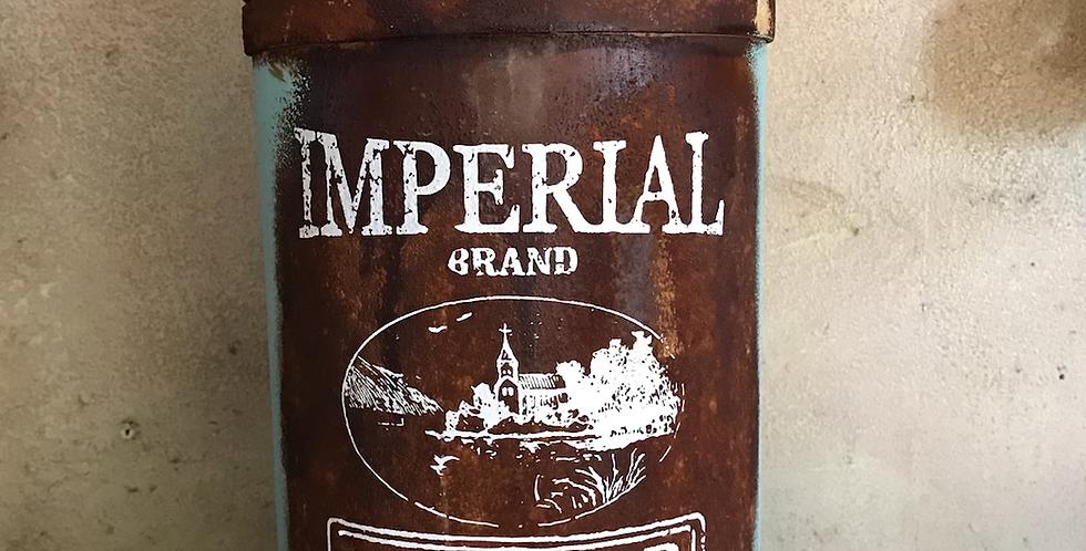 Imperial Brand Mustard Tin