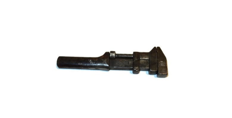 Keen Kutter Square Jaw Pipe Wrench