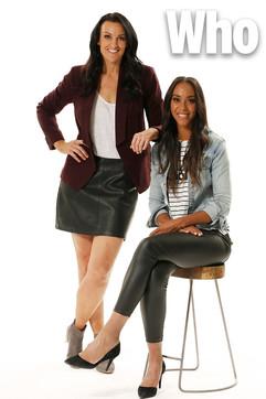 Bianca & Carla x Who Magazine