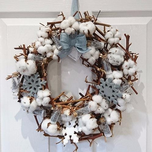 Cotton Snowflake