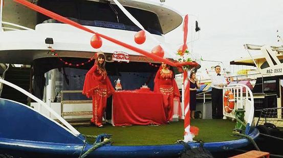 Teknede Kına
