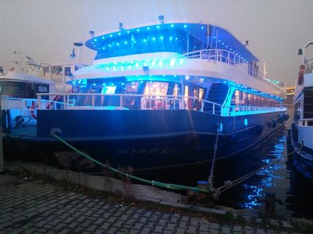 Teknede Mezuniyet