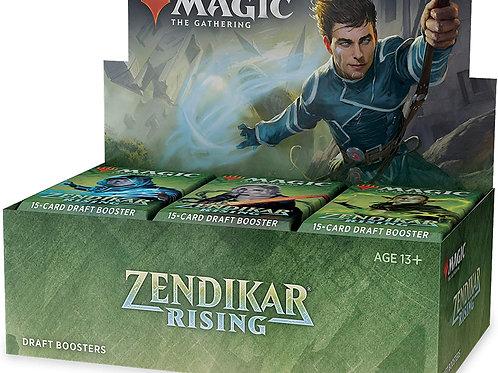 MTG - Zendikar Rising Draft Booster Display