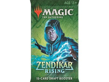Zendikar Rising Draft Booster - EN