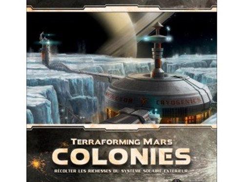 Terraforming Mars: Colonies FR