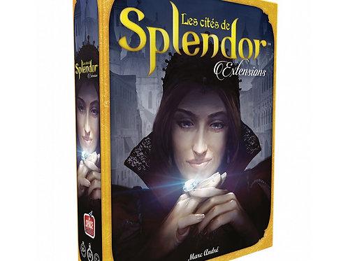 Splendor - Les Cités de Splendor Ext.