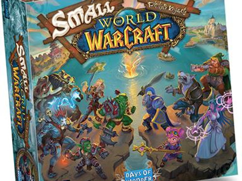 SMALL WORLD - WORLD OF WARCRAFT