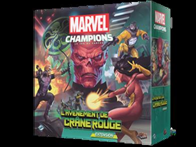 Marvel Champions - L'Avènement de Crâne Rouge Ext.