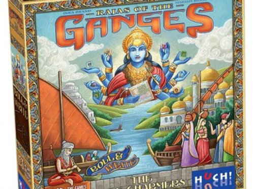 Rajas of the Gange - The Dice Charmers