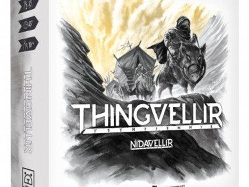 NIDAVELLIR - Ext. Thingvellir