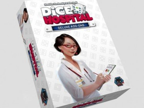 Dice Hospital - Extension Deluxe