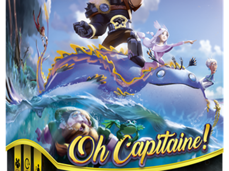 Legends Of Luma - Oh Capitaine !