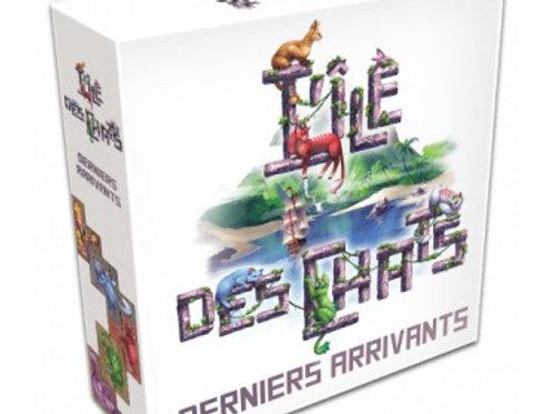 L'Île des Chats - Derniers Arrivants