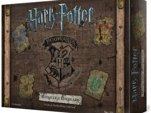 Harry Potter - Bataille à Poudlard