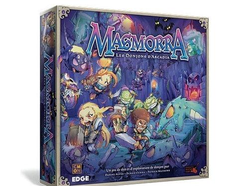 Masmorra : Les Donjons d'Arcadia