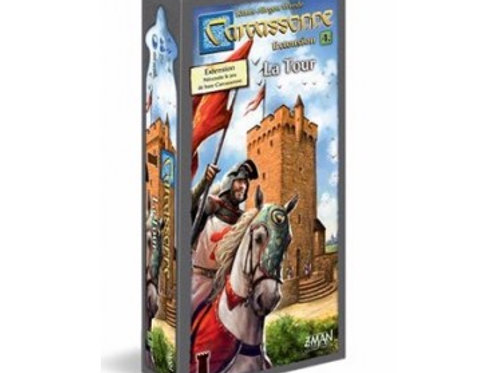 Carcassonne : Extension 4 - La Tour