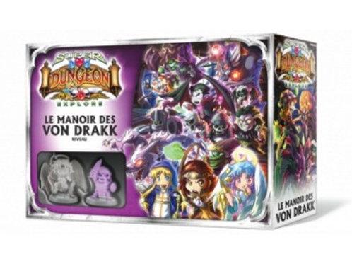 Super Dungeon Explore - Le Manoir des Von Drakk