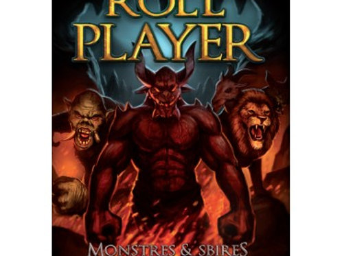 Roll Player : Extension Monstres & Sbires