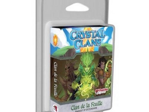 Crystal Clans : Clan de la Feuille