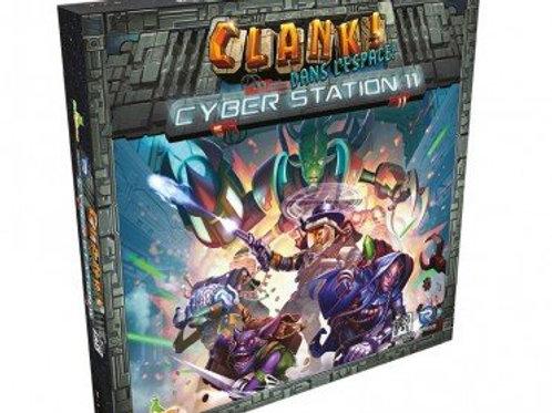 Clank! - Dans l'Espace ! - Cyber Station 11
