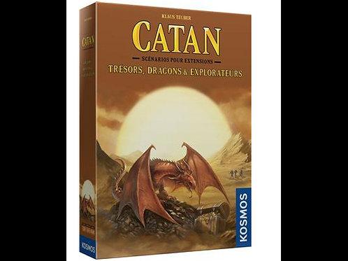 Catan - Ext. Trésors, Dragons et Explorateurs
