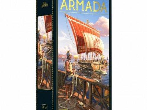 7 Wonders Nouvelle édition - Armada