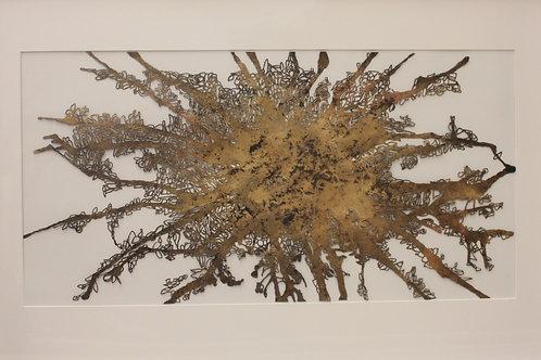 Brass Sculpture II, Catherine Durand Lachman, 2016
