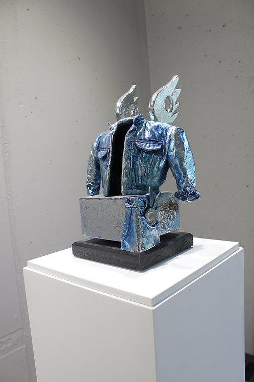 """Blouson """"Ange gardien /Angel Jacket"""", 2016"""