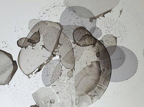 Bubbles 3, Fabio Refosco, 2015