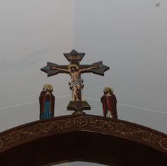 Cross of Iconostasis