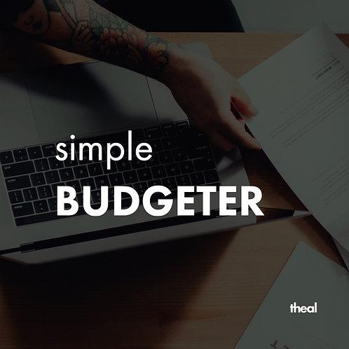 Simple Budgeter