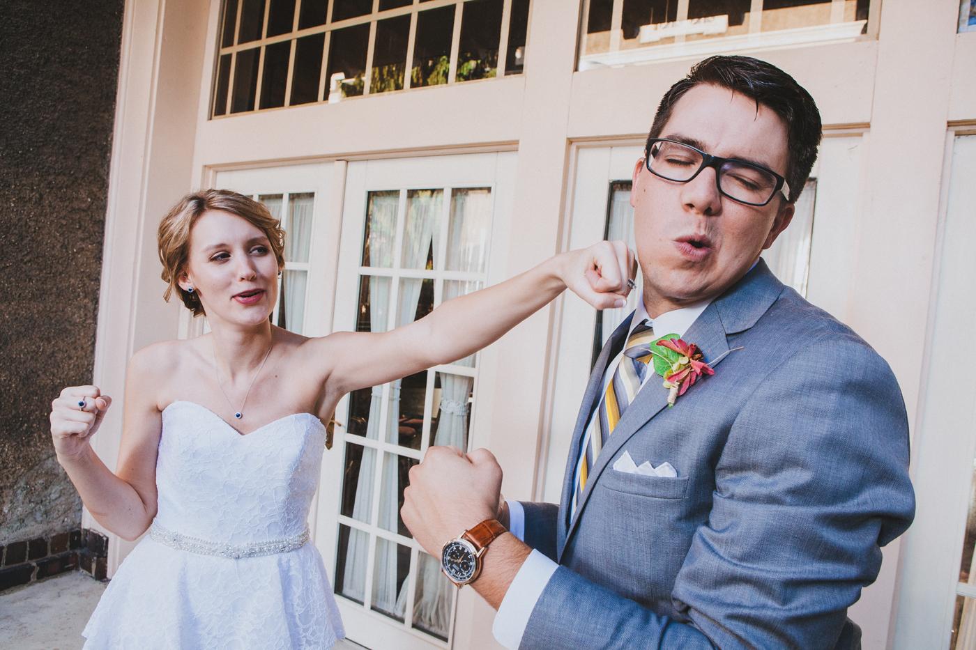 The Joneses Wedding
