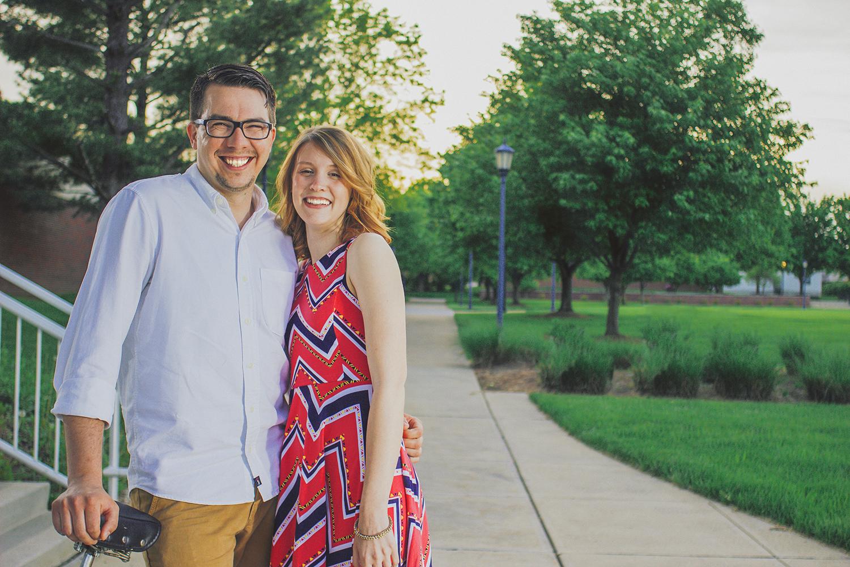 Kyle + Megan