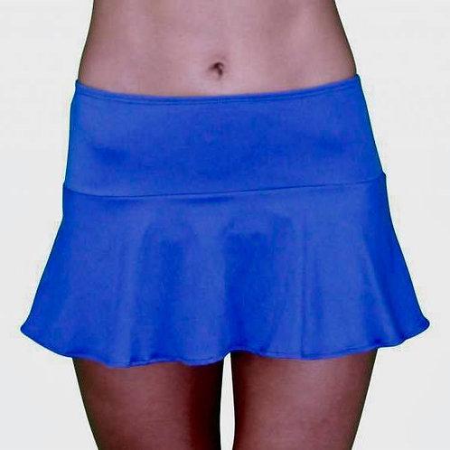 Blue Violet_MB-291_Skirt w/ Attached Bottom