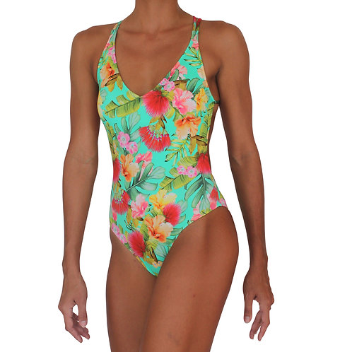 Lehua_OP-603_Skimpy Bottom One Piece
