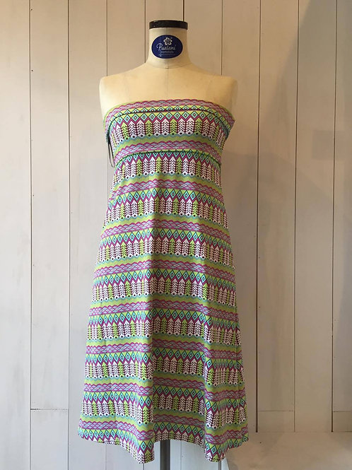 Bollywood_S-370_Tube Dress