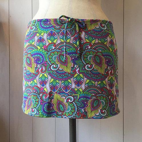 Fantasea_Short Drawstring Skirt