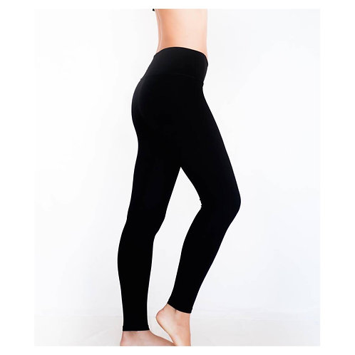 Black_S-318_Long Leggings