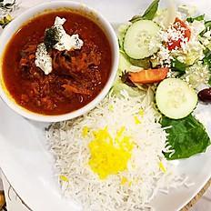 Beef Stew (borscht)