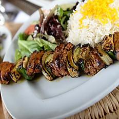 Fillet Mignon Shish Kabab