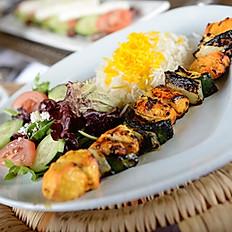 Boneless Chicken Kabab