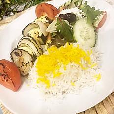 Veggie Kabab