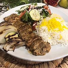 Lamb Shish Kabab