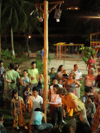 Pau de Sebo - São joão - Bahia
