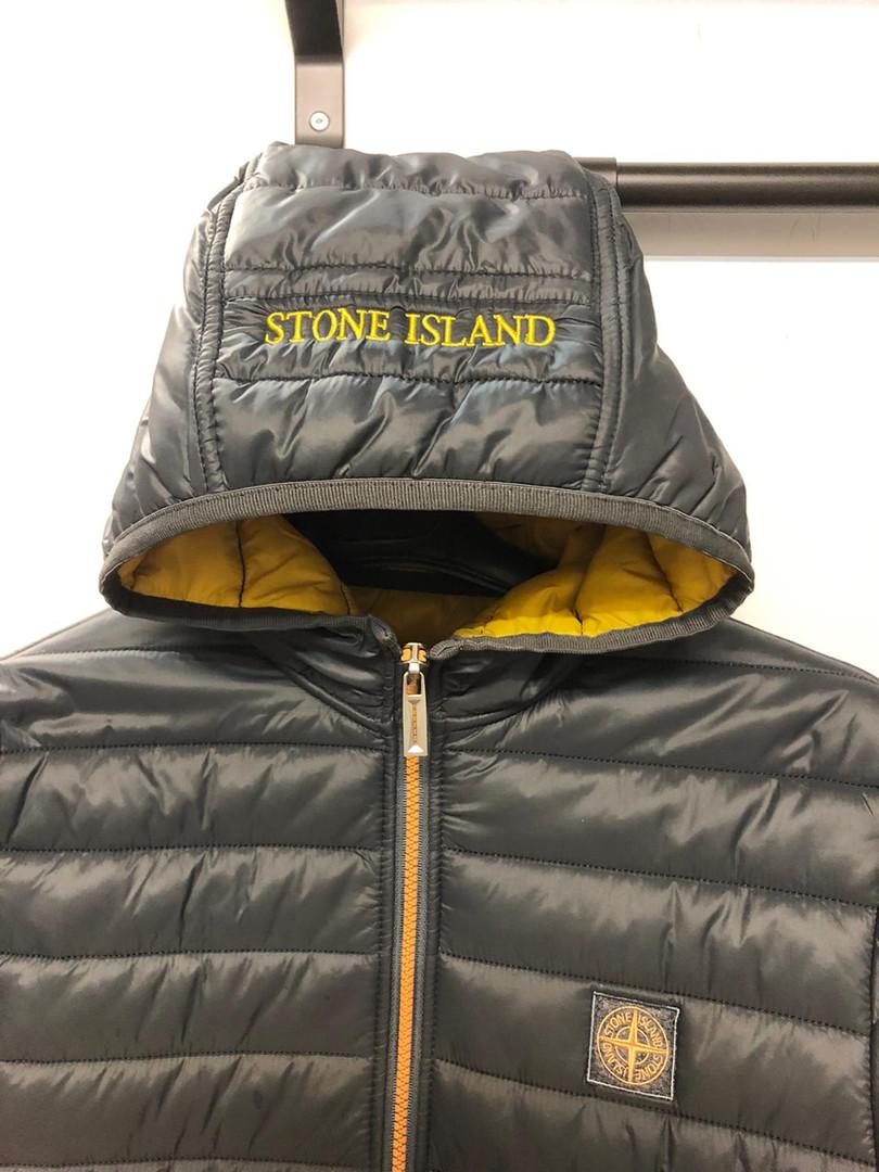 Reparacion plumífero stone island