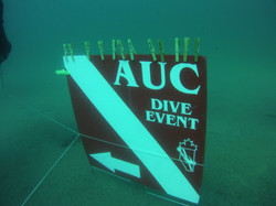 auc event underwater