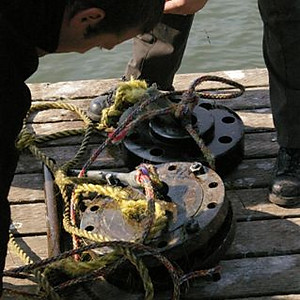 AUC Lake Cleanups