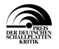 CD von Alexandra Sostmann auf der aktuellen Longlist