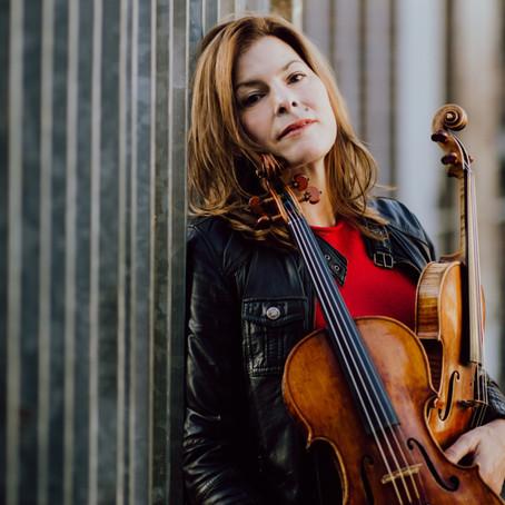 Dem Andenken eines Engels. Elisabeth Kufferath spielt Bergs Violinkonzert in Schwetzingen